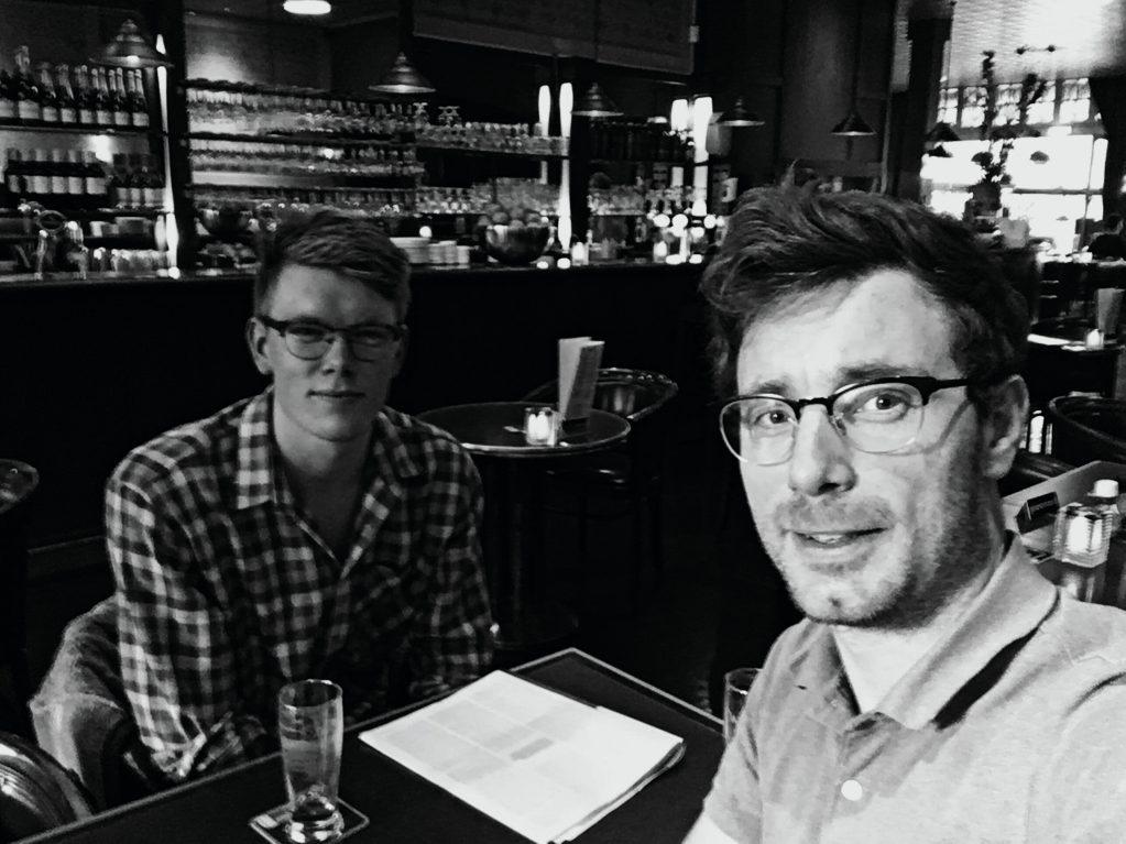 Jan Postma en Jilt Jorritsma
