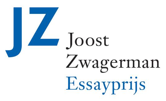 logo Joost Zwagerman Essayprijs