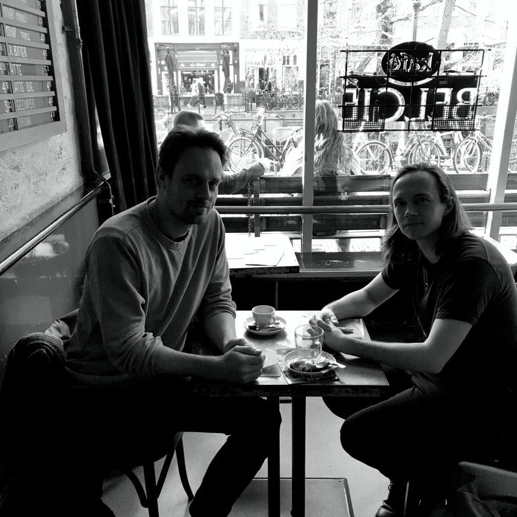 Max Hermens en Martien Bos_site en sociale media