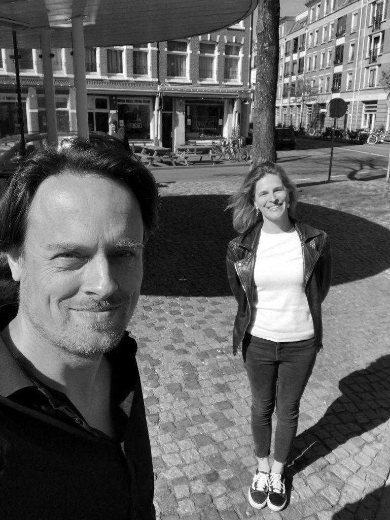 Martien Bos & Maria Kager