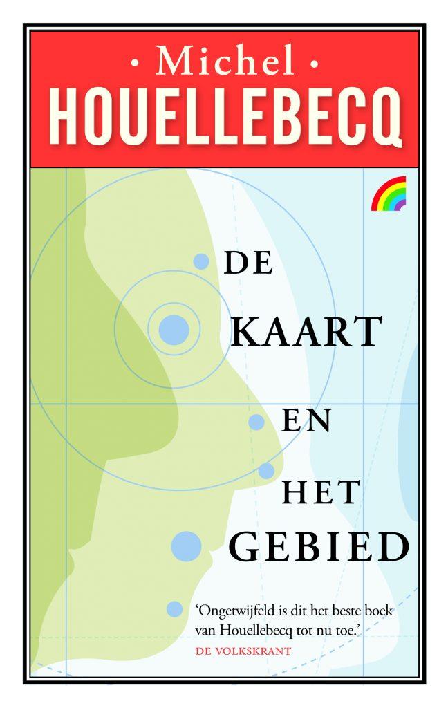 Sarah van Vliet - Michel Houellebecq, De kaart en het gebied