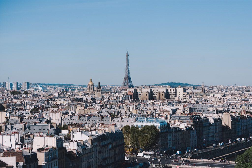 Schijfresidentie in Parijs voor jonge makers - deBuren