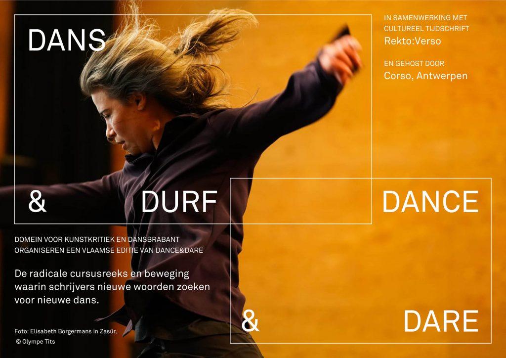 Dans&Dare Vlaanderen 2021